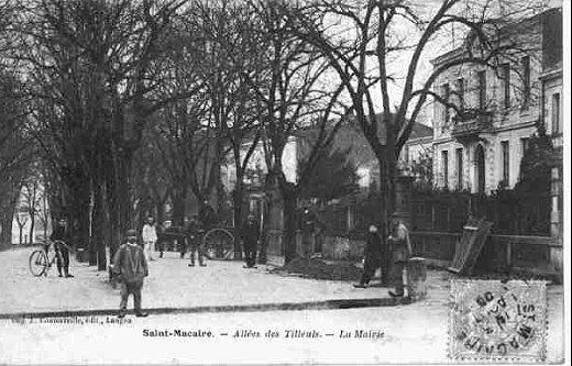 Album de famille - Allées Tilleuls
