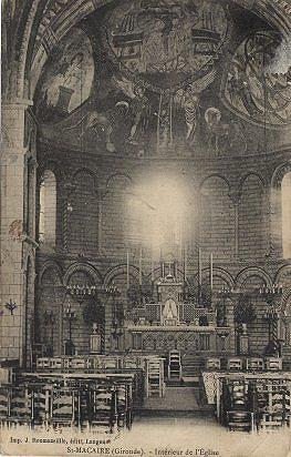 Album de famille - Cœur de l'église