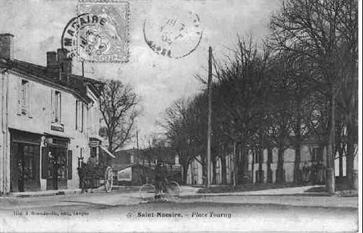 Album de famille - Place Tourny