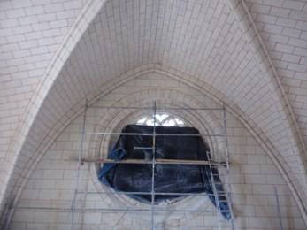 Travaux église de Saint Macaire