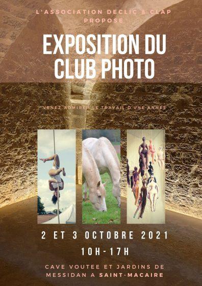 "Exposition club photo ""Declic & Clap"""
