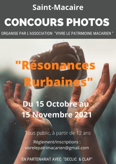 """L'association """"Vivre le Patrimoine Macarien"""" lance son 2° Concours Photos Patrimoine 2021"""